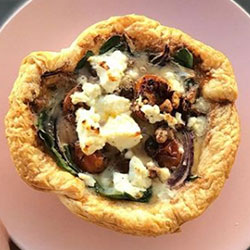 Breakfast tartlet thumbnail