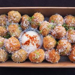 Paella balls box thumbnail