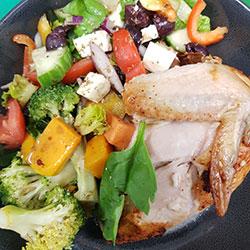 Roast chicken thumbnail
