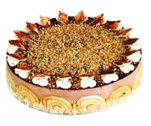 Bacci cake - 28 cm - serves up to 18 thumbnail
