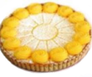 Citrus tart - 27 cm - serves up to 14 thumbnail