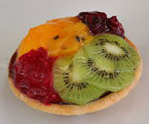 Fruit tart - 10 cm thumbnail