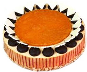 Mango madness cake - 28 cm - serves up to 18 thumbnail