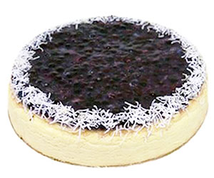 New York blueberry cheesecake thumbnail