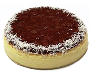 New York cherry cheesecake thumbnail