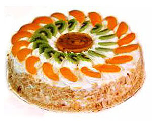 Pavlova cake - 28 cm - serves up to 18 thumbnail