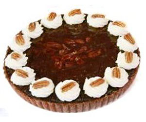 Pecan pie - 27 cm - serves up to 14 thumbnail