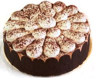 Tiramisu gateaux cake - 24 cm - serves up to 14 thumbnail