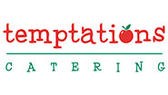 Temptations Catering  logo