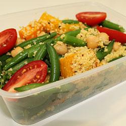 Moroccan cous cous salad thumbnail