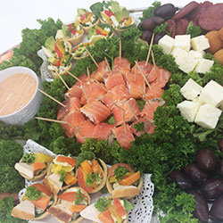 Savoury cocktail platter thumbnail