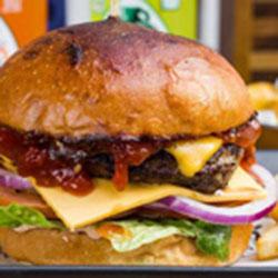B-J house burger thumbnail
