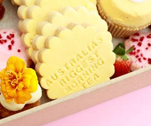 Australia's biggest morning tea cookies thumbnail