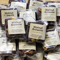 Walnut brownie thumbnail