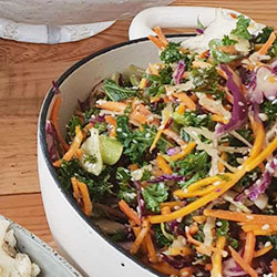 Super power slaw salad thumbnail