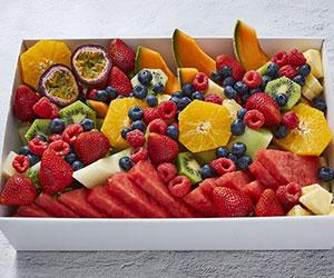 Fresh seasonal fruit thumbnail