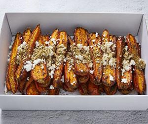 Roast carrots thumbnail
