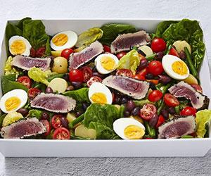 Seared tuna nicoise thumbnail
