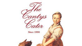 The Canty's Cater logo