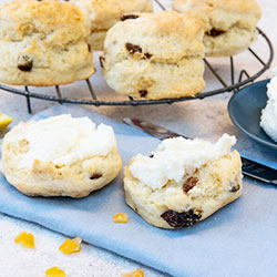 Mixed fruit scone thumbnail