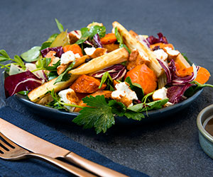 Roast root vegetable salad thumbnail