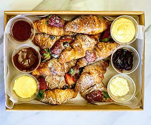 Butter croissant grazer thumbnail