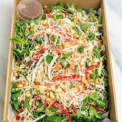 Vermicelli noodle salad thumbnail
