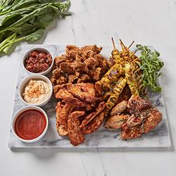 Chicken finger food platter thumbnail