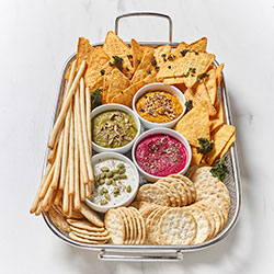 Dips and chips platter thumbnail