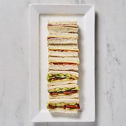 Breakfast finger sandwich thumbnail