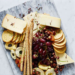 Three cheese platter thumbnail
