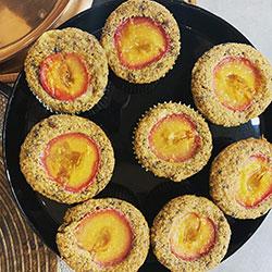 Healthy bran muffin thumbnail
