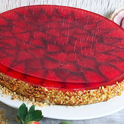 Strawberry Sundae Cheesecake - large thumbnail
