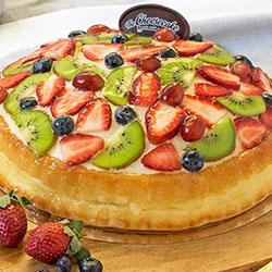 Fruit Flan Cake thumbnail