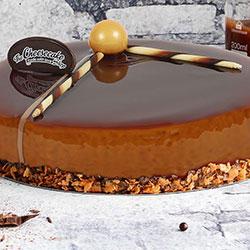 Caramel Glazed Mudcake thumbnail