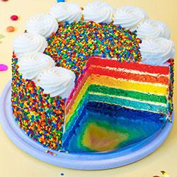 Rainbow Cake - large thumbnail