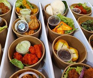 Non vegetarian entree cup box thumbnail