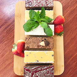 Vegan premium slice thumbnail
