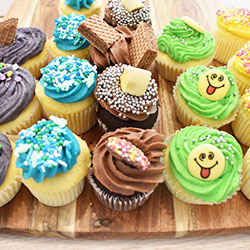 Cupcakes - mini thumbnail