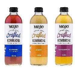 Mojo Organic Kombucha thumbnail