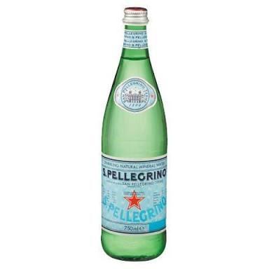 San Pellegrino sparkling water - 750 ml thumbnail