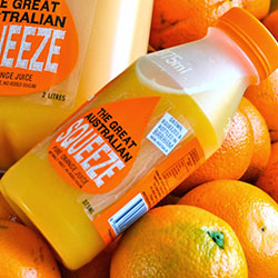 The Great Australian Squeeze Orange Juice - 375ml thumbnail