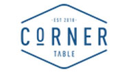 The Corner Table logo