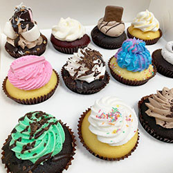 Favourites cupcake box thumbnail