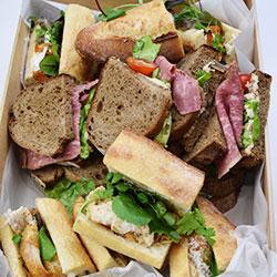 Deli sandwiches thumbnail
