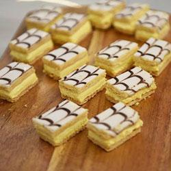 Vanilla slice - mini thumbnail