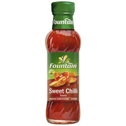 Sweet chilli sauce - Fountain - 250ml thumbnail