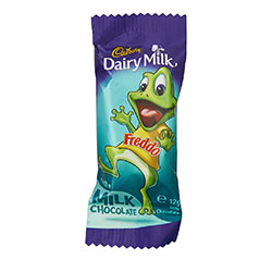 Freddo Frog - milk chocolate - 12g thumbnail