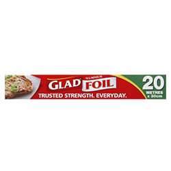 Aluminium foil - heavy duty - Glad thumbnail