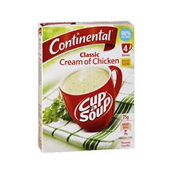 Continental Soup thumbnail